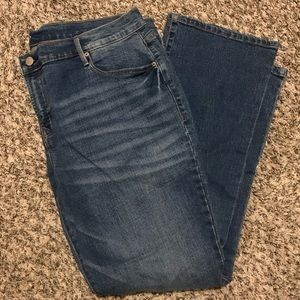 Old Navy Bootcut Jeans NWOT